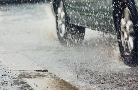 Heavy Rains To Start The Weekend
