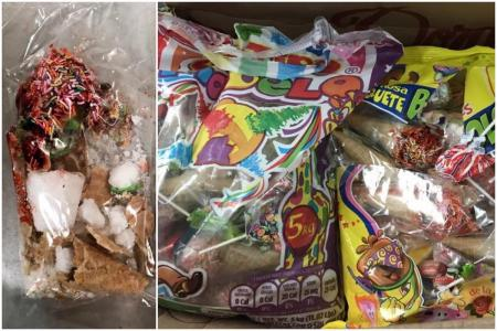 Meth Found Inside Candy Shipment At IAH
