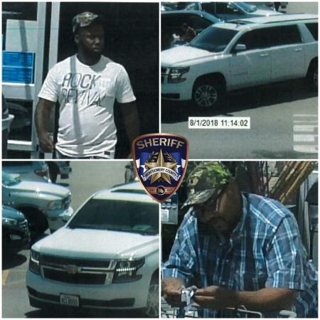 MCSO Looking For Thieves