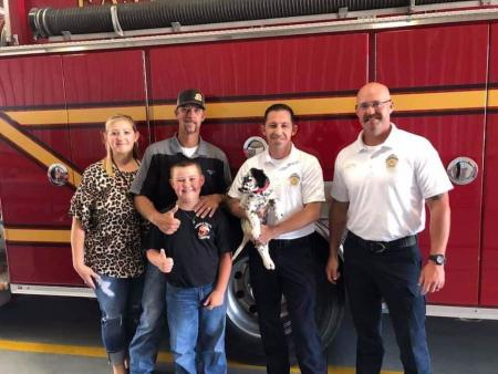 New Companion For EMC Fire Department