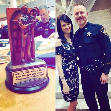 EMCID Law Enforcement Awards
