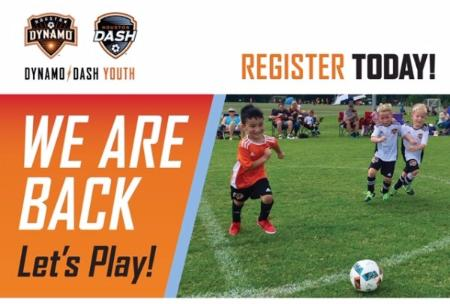 Houston's #1 Youth Soccer Club is Back in Full Swing